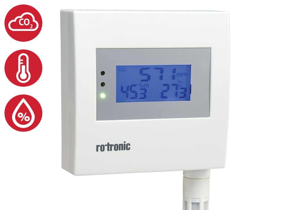 Rotronic CF1