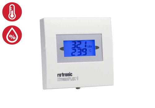 Rotronic HF1 display