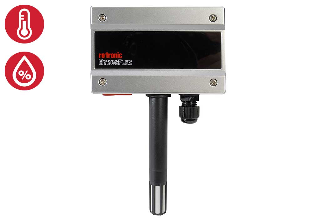 Rotronic HF1 wand front