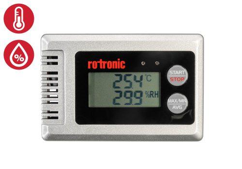 Rotronic HL-1D datalogger