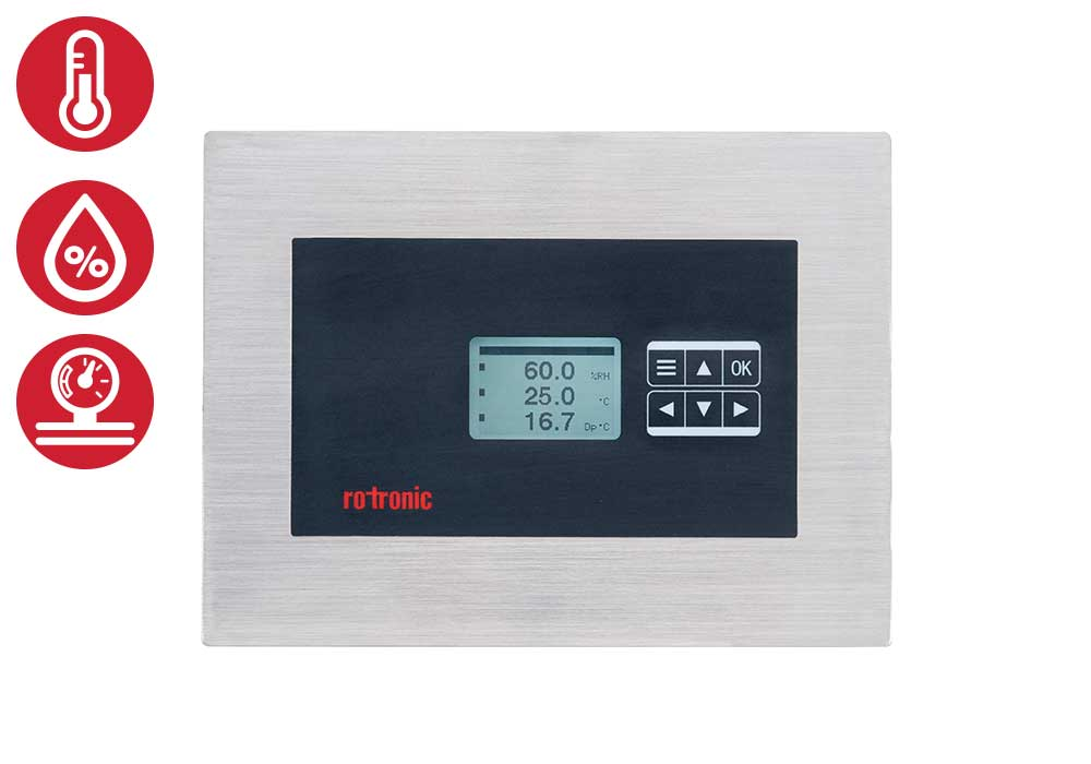 Rotronic CR1 - Clean Room Panel