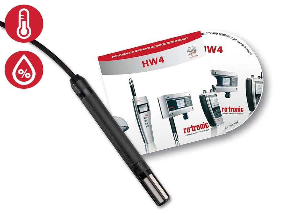 Rotronic HC2-WIN-USB