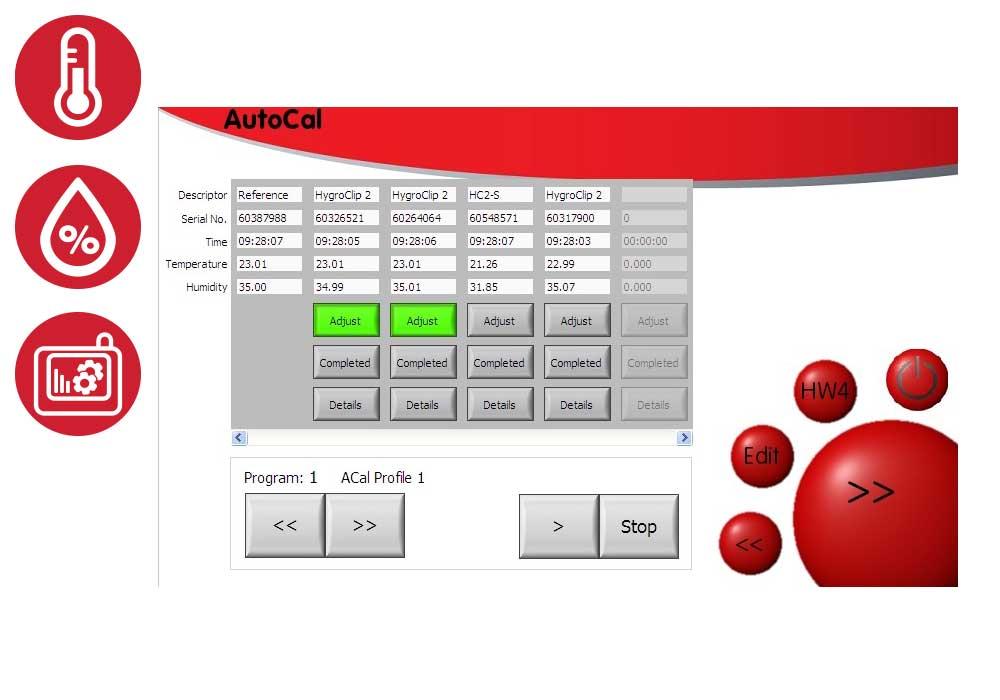 Rotronic HygroGen2