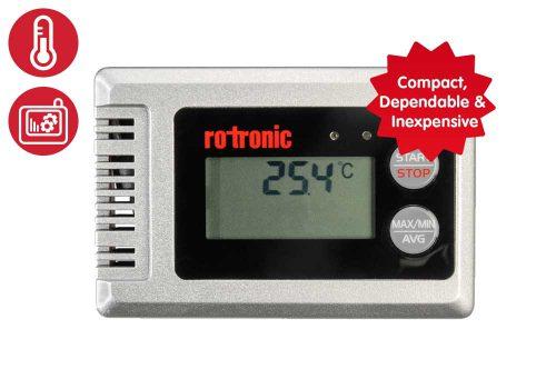 Rotronic TL-1D datalogger