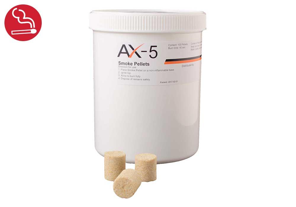 AX5-100PCE pellet
